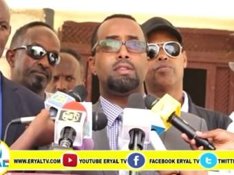 Xisbiga Ucid Oo Eedihii Ugu Cuslaa Ujeediyay Xukuumada Somaliland Iyo Xisbiga Kulmiye+ Muuqaal