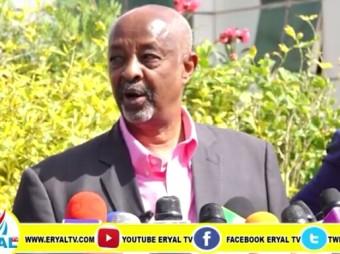 Waftigii Madaxweynuhu Maxay kayidhaahdeen In Ay la Kulmeen Wasiiro Xukuumada Somalia Ah+ Muuqaal