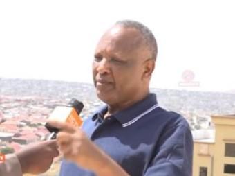 Cabdilaahi Cukuse Muxuu Kayidhi Kulankii Makka Ee  Masuuliyiinta Somaliland Iyo Somalia + Muuqaal