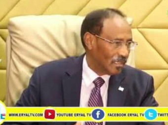 Wasiirka Maaliyada Somalia Oo Saxeexay 112 $ Milyan Oo Lagu Dhisaayo Magaalooyinka Somalia+ Muuqaal