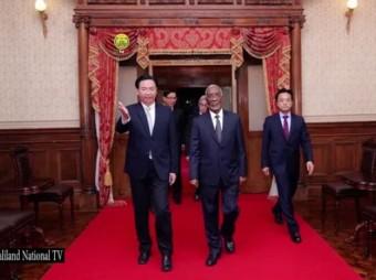 Wadamada Somaliland Iyo Taiwan Ayaa Kala Saxeexday Heshiis Iskaashi Oo Caalamiya+ Muuqaal