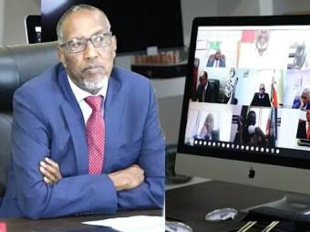 Qodobo Kasoo Baxay Shirkii Golaha Wasiirada Somaliland Ee Maanta+ Muuqaal