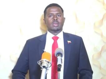 Afhayeenkii Madaxweynaha Somaliland Oo Baneeyay Xilkii Afhayeenimo+ Muuqaal