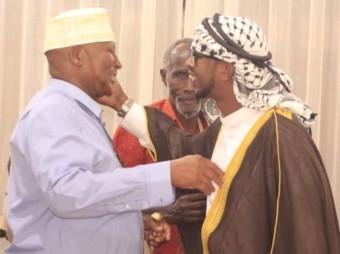 Madax-Dhaqameedka Gobolka Hawd Oo Hadhimo Sharafeed Ku Maamuusay Suldaanka Guud Ee Beelaha Somaliland Suldaan Daauud Suldaan Maxamed Suldaan Cabdi Qaadir + Muuqaal/Sawiro