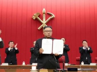 """Kim Jong-un:- Waxaan Diyaar U ahay """"Dagaal iyo Wada Xaajood """""""