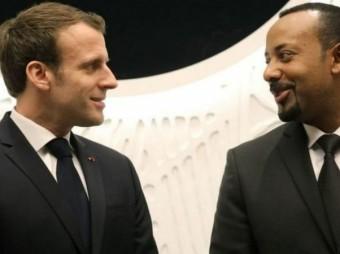 Hadalka Madaxweyne Macron Xal Ma U Horseedi Karaa Xiisadda Tigray ?