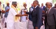 Madaxweyne Muuse Biixi Oo Hadhimo-sharafeed Ku Maamuusay qaar ka mida Salaadiinta, Cuqaasha, Haldoorka Iyo Waxgaradka Somaliland + Sawiro