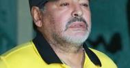 Halyeygii Reer Argentina Ee Diego Maradona Oo Cusbitaal La Dhigay Kaddib Dhiig Gudaha Kaga Furmay