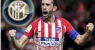 Diego Godín Oo Ogolaaday In Uu Ku Biiro Inter Milan, Imisa Sano Ayuu U Saxiixayaa?