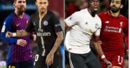 10-ka Xiddig Ee Ugu Qiimaha Badan Oo La Soo Saaray, Neymar Oo Hogaaminaya & Cristiano Ronaldo Oo Laga Waayay 10-ka Ugu Horeeya