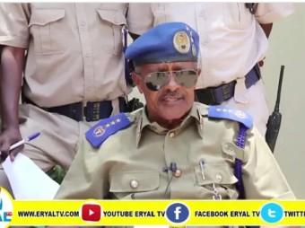 Ciidanka Policeka Somaliland Oo Qacanta Kusoo Dhigay Dablay Hubaysan+ Muuqaal