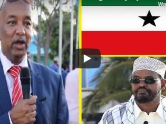 Xukuumada Somaliland Oo Ka Hadashay Siyaasiyiin Reer Somaliland Oo Ka Soo Dhax Muuqday Caleemo Saarkii Axmed Madoobe
