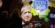 Boris Johnson Oo Oo Ku Guuleystay Doorashadii Britain