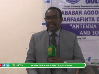 Wasiirka Wasaarada Warfaafinta Somaliland  Ayaa Tababar Ufuray Shaqaalaha Qaybta Farsamada Ee Wasaarada Warfaafinta Somaliland + Muuqaal