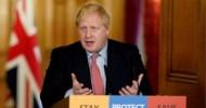 Ra'iisul Wasaaraha UK Boris Johnson oo laga helay coronavirus