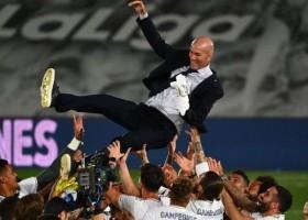 """""""Xirfadyahan ahaan waa mid ka mid maalmihii iigu fiicnaa"""" Zidane"""