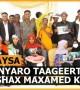 Munaasibad Lagu Taageeraayo Musharax Maxamed Khadar Daahir Oo Lagu Qabtay Magaalada Hargeisa + Muuqaal