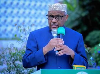 """"""" Waxaynu Xididada Usiibnay Sicir Bararkii Dalka Kajiray """" Gudoomiyaha Baanka Dhexe Ee Somaliland Cali Ibraahim Baqdaadi"""