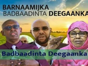 Daawo :- Barnaamujka Badbaadinta Deegaanka Ee Shirkada Telesom + Muuqaal