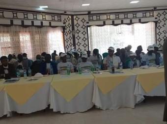 Xafiiska Qurbajoogga Somaliland Oo Hambalyo Udiray Bulshada Aragga Naafada Ka Ah Ee Somaliland + Sawiro